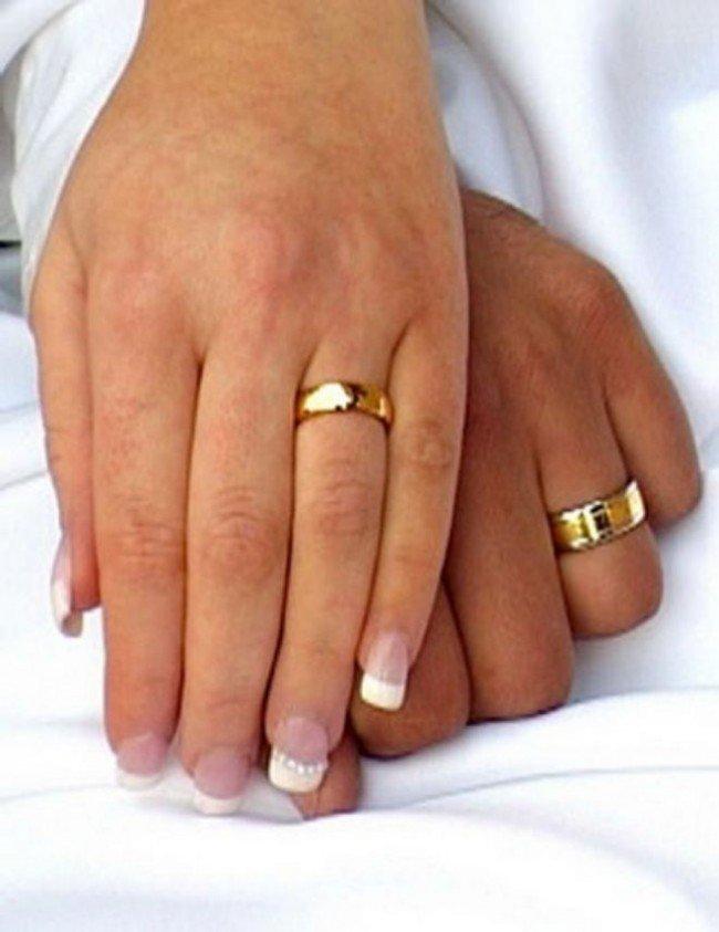 традиция и обручальные кольца