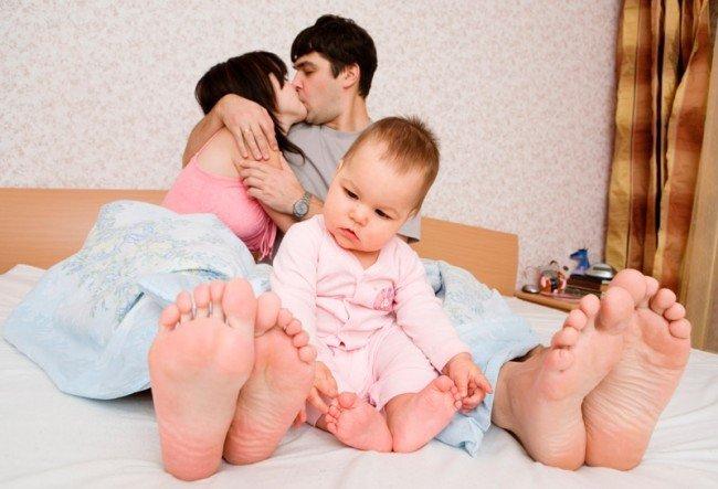 отношения после родов