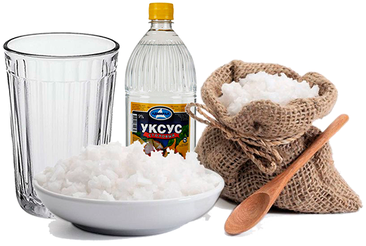пропорции соли и сахара