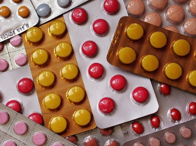 витамины, лекарства, здоровье