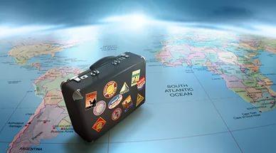 Путешествия - вариант темы для блога