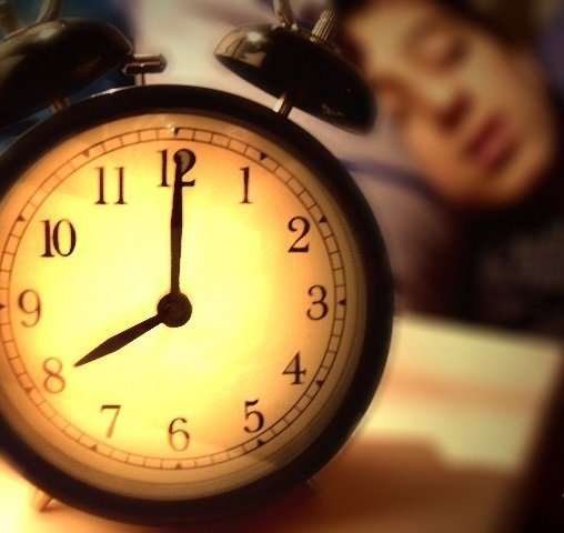 Время сна наступило