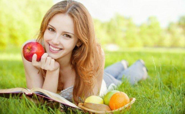 правильное питание и отдых