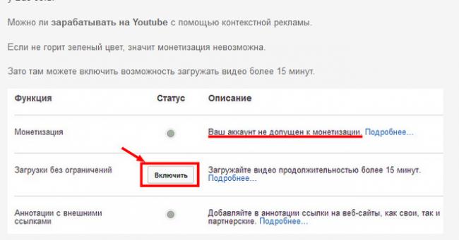 заработок на Youtube.com