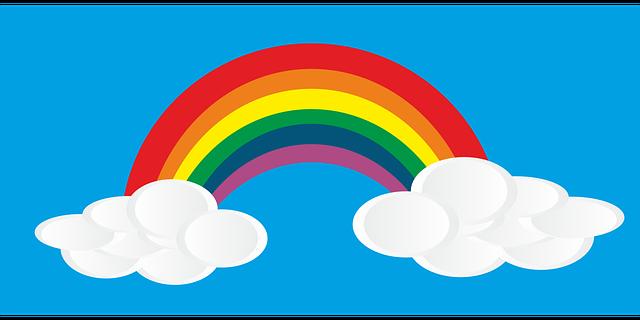 Какой формы радуга на самом деле