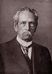 Карл Бенц. Создатель первого в мире автомобиля.