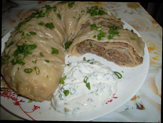 ханум - вкусное блюдо