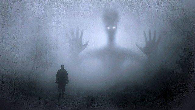 из тьмы подсознания выходят страхи