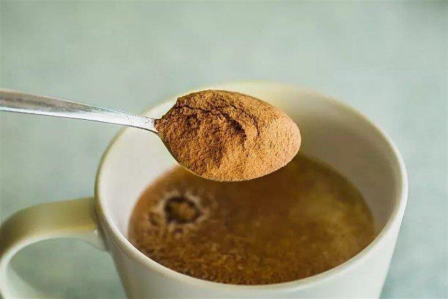 Порошковый кофе