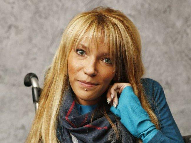 самобытная певица Самойлова