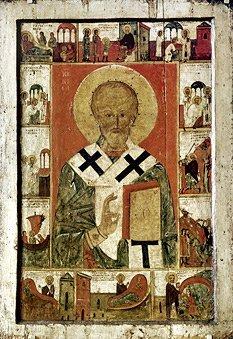 Икона Николая Угодника.