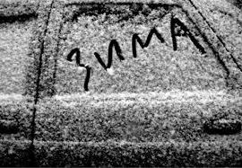 авто зимой
