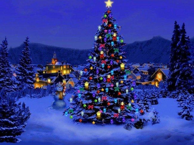 Новый год. История возникновения праздника