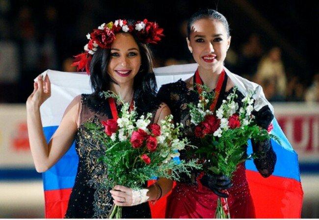 Как выступили российские фигуристы в финале Гран-при в Ванкувере?