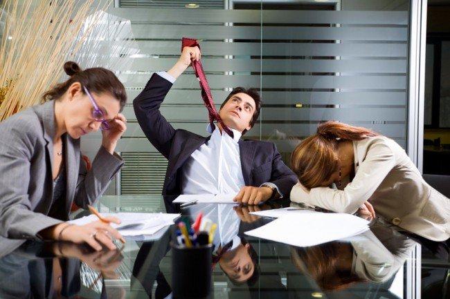 5 причин для смены работы