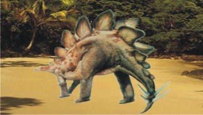Стегозавр - обитатель воздуха