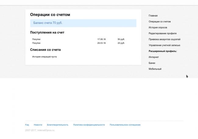 Как заработать на internetopros.ru?