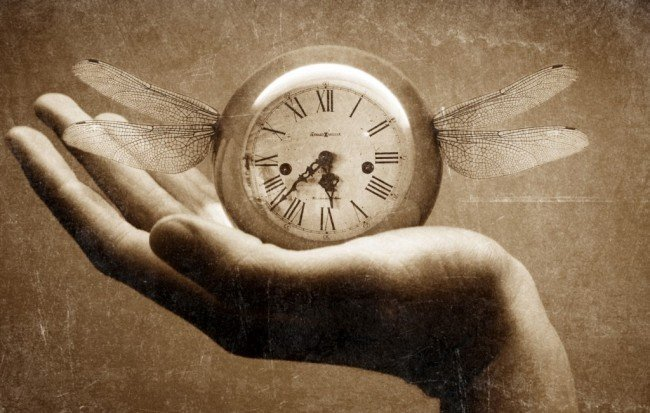 время