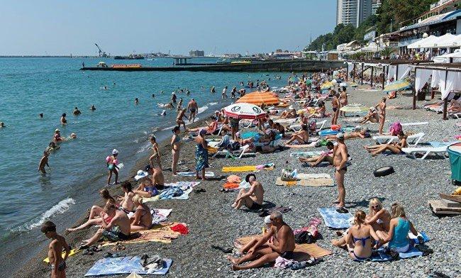 Пляж и отпуск