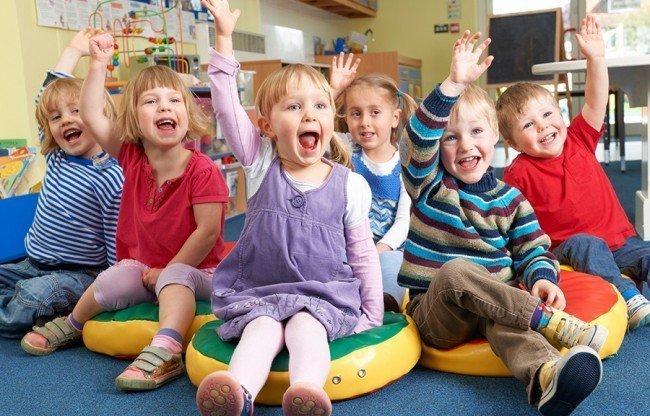 детский сад - подготовка ребенка