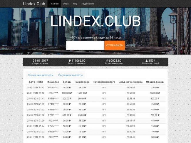lindex.club