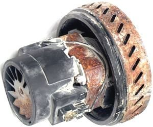 Мотор от старого пылесоса