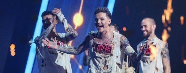 Какое место у Украины на Евровидении 2017