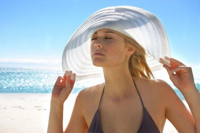 шляпа от сонца