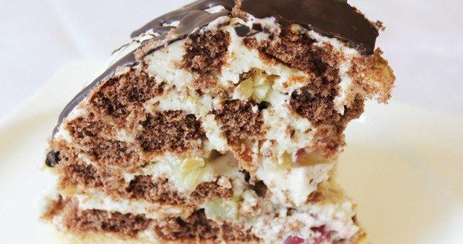 еще вариант торт панчо