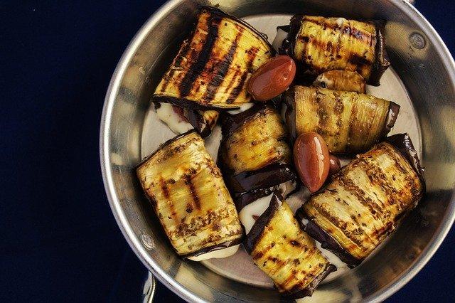 Баклажаны - постное блюдо