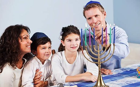 Почему в еврейских семьях, дети вырастают умнее чем все остальные?
