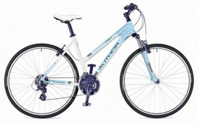 гибридная модель велосипеда