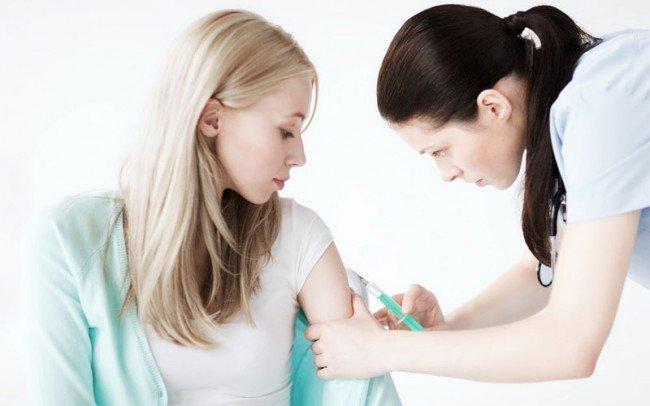 беременность и прививка от краснухи
