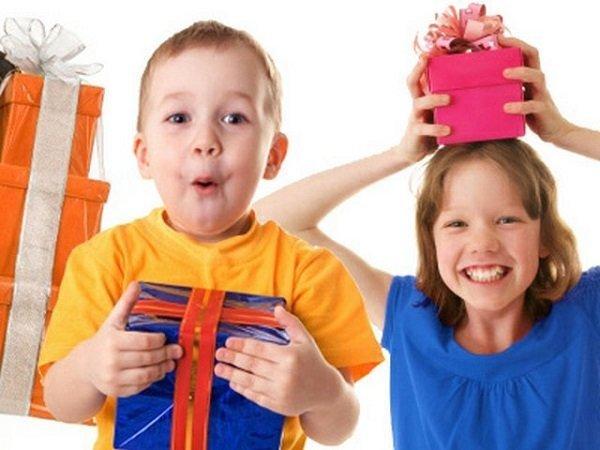 Где заказать детские подарки на новый год