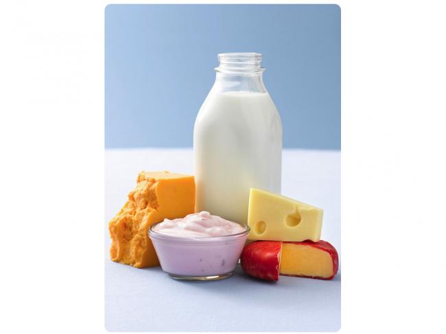 молочные продукты для кормящей мамы