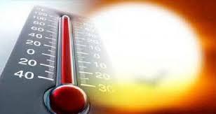 резкое повышение температуры