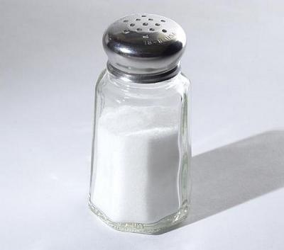 щепотка соли