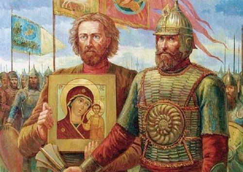 Праздник и история Руси