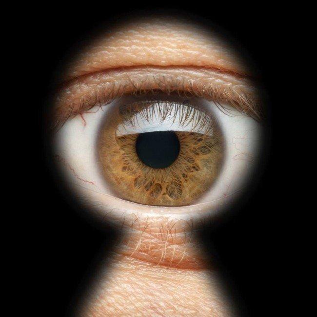 око за око