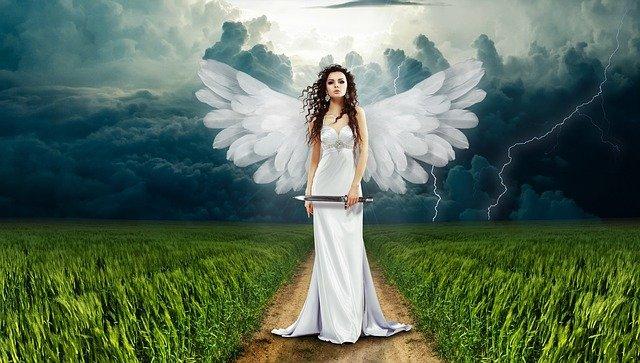 Ангел спасет