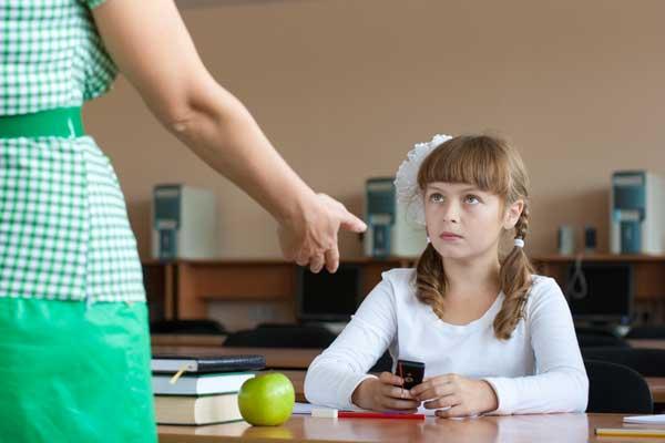 звонки во время уроков