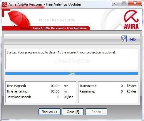 антивирусная программа Avira AntiVir