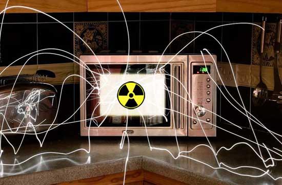 Исследования о вреде микроволновых печей
