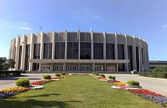 Ледовая арена СК «Юбилейный»