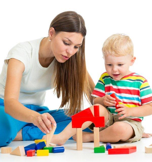 Как заниматься с ребенком 5 лет, который не говорит?