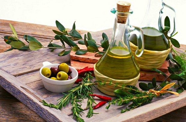 Оливковое масло Испании.