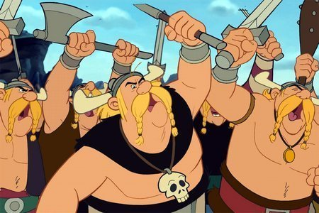 комиксы викинги