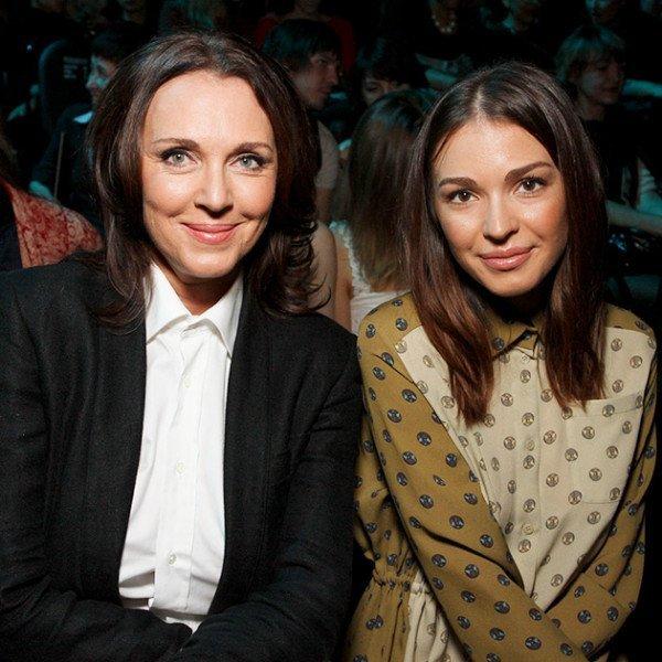 лютаева с дочерью