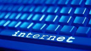 Использование интернета.
