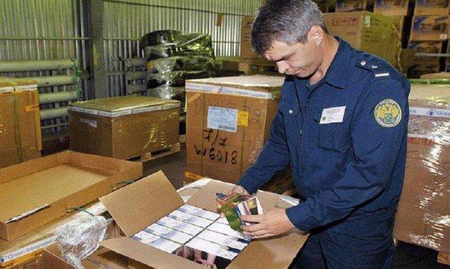 Почта России, как вскрывают посылки